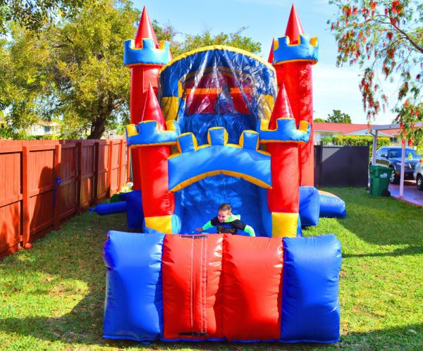royal bounce house combo