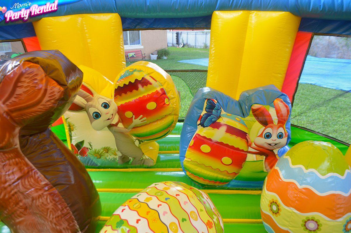 Bunnies Playground Bounce House