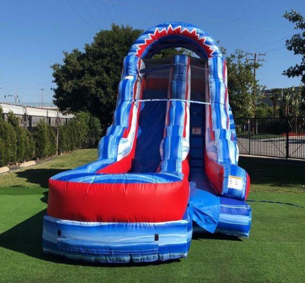 15ft water slide rental in kendall fl delivered
