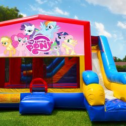 7in1 My Little Pony Bounce House