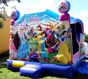 4in1 princesses bounce house