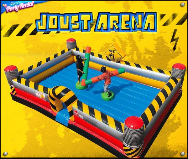 Jousting game rental in miami, florida