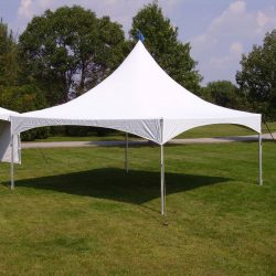 20 x 20 High Peak Marquee Tent