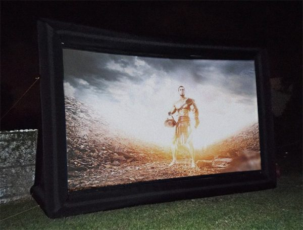 19ft Inflatable Movie Screen
