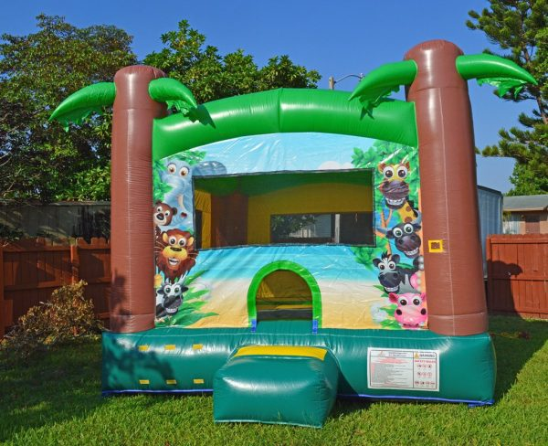 safari bounce house rental