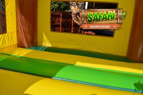 safari bounce house