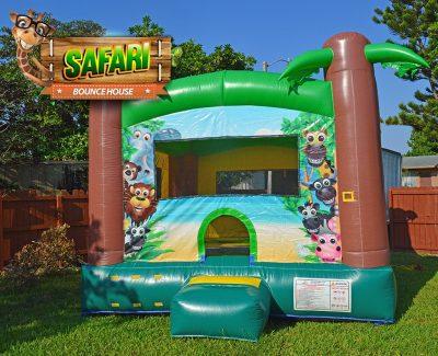miami safari bounce house rental