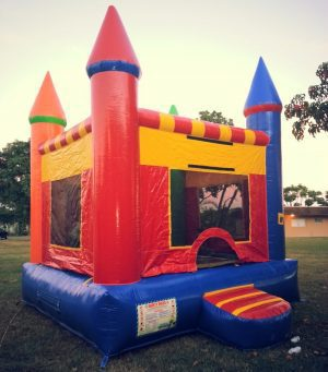 small bounce house rental