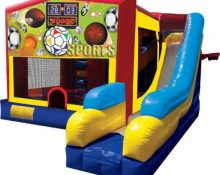 7in1 Sports Bounce House