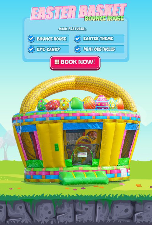 easter bounce house rental