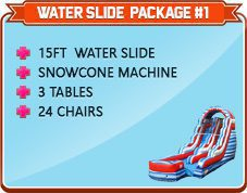 Waterslide Package #1