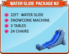 Waterslide Package #2