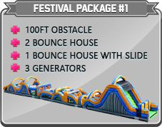 Festival Package #1
