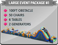 Large Event Package #1