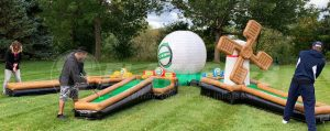 3 Hole Miniature Golf rental