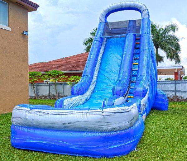 22ft the screamer water slide rental