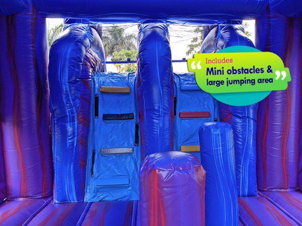 mermaid-bounce-house-inside-ladder