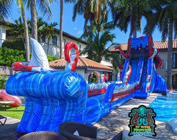 ocean-monster-water-slide-rental-miami