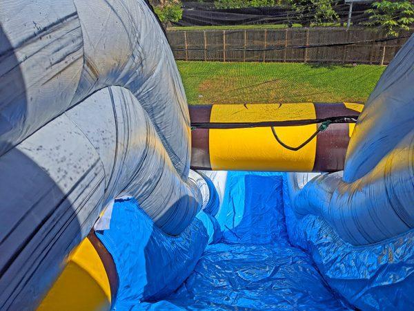 toxic slide rental in miami