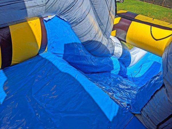 toxic water slide rental