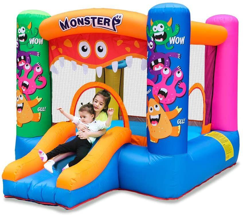 Toddler Monster Bounce House