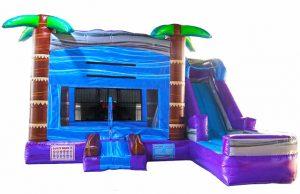 Caribbean Bounce House Combo